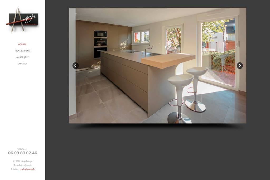 anjodesign.fr - Agencement intérieur