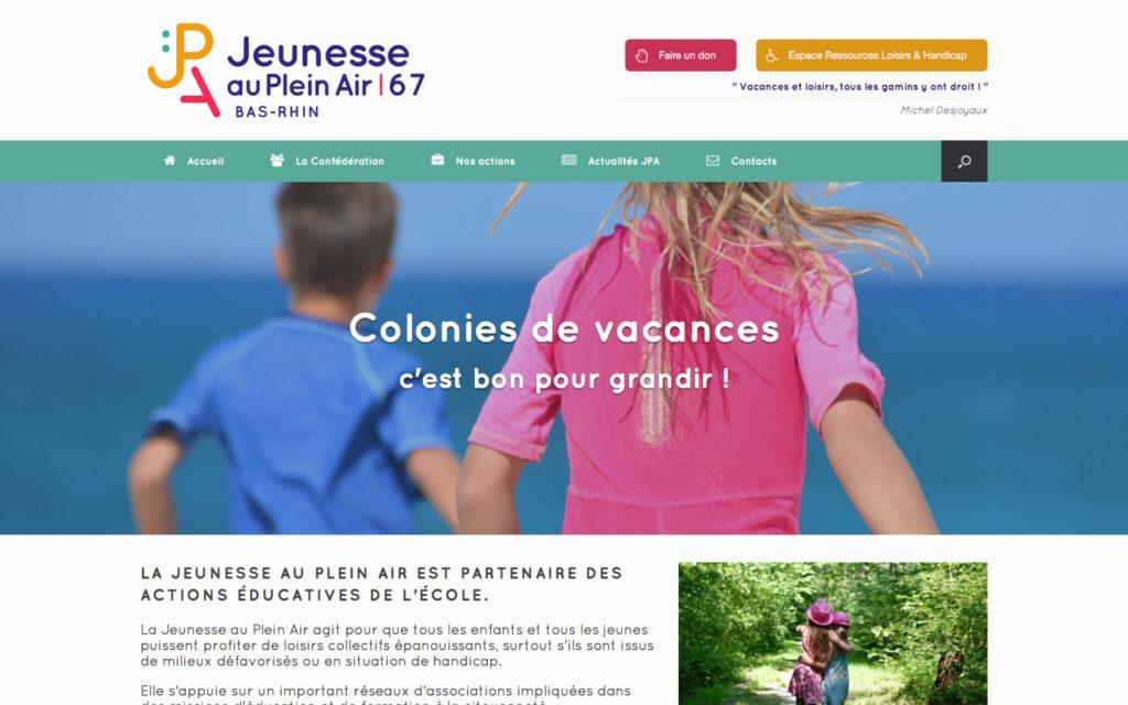 jpa67.fr - Association