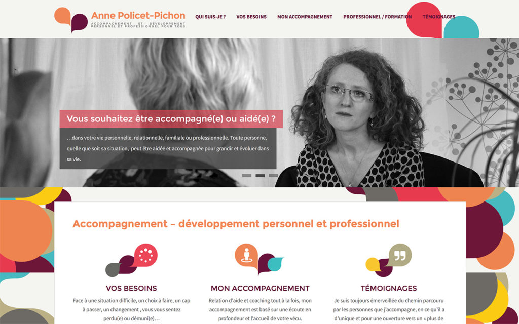 anne-policet-pichon.fr - Accompagnement & Coaching