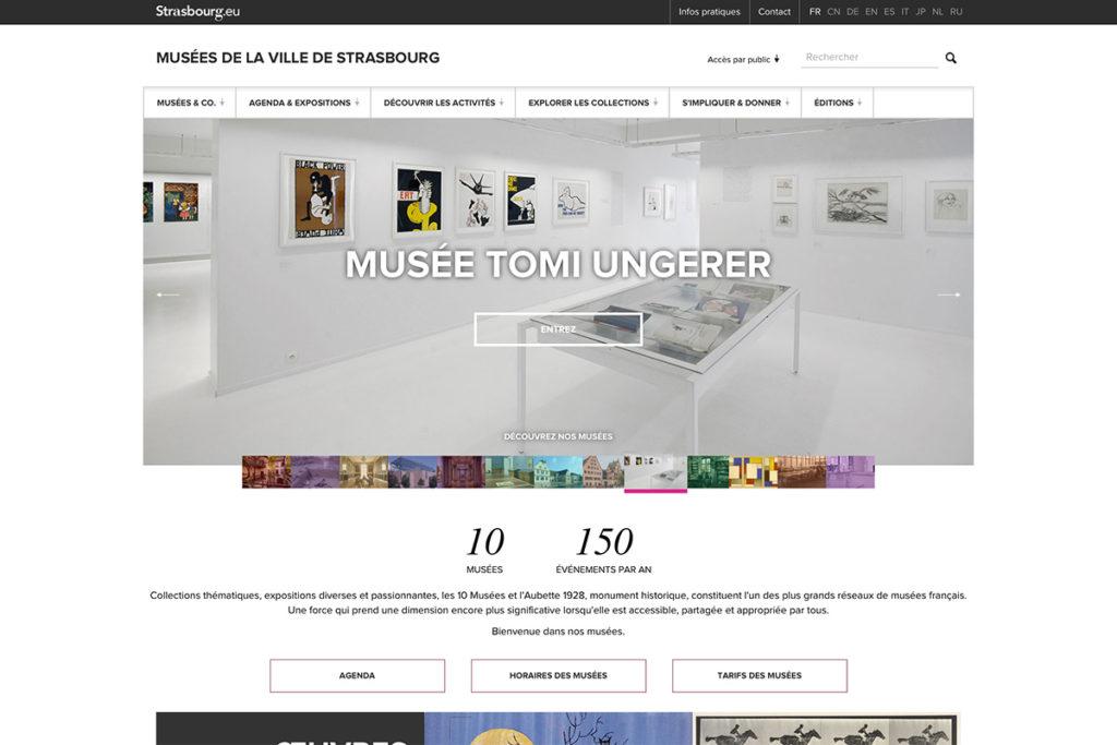musees.strasbourg.eu - Musées