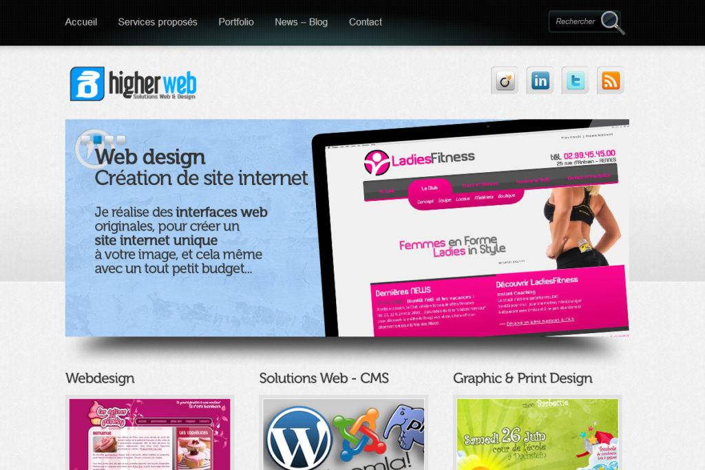 higherweb.fr - Agence Web