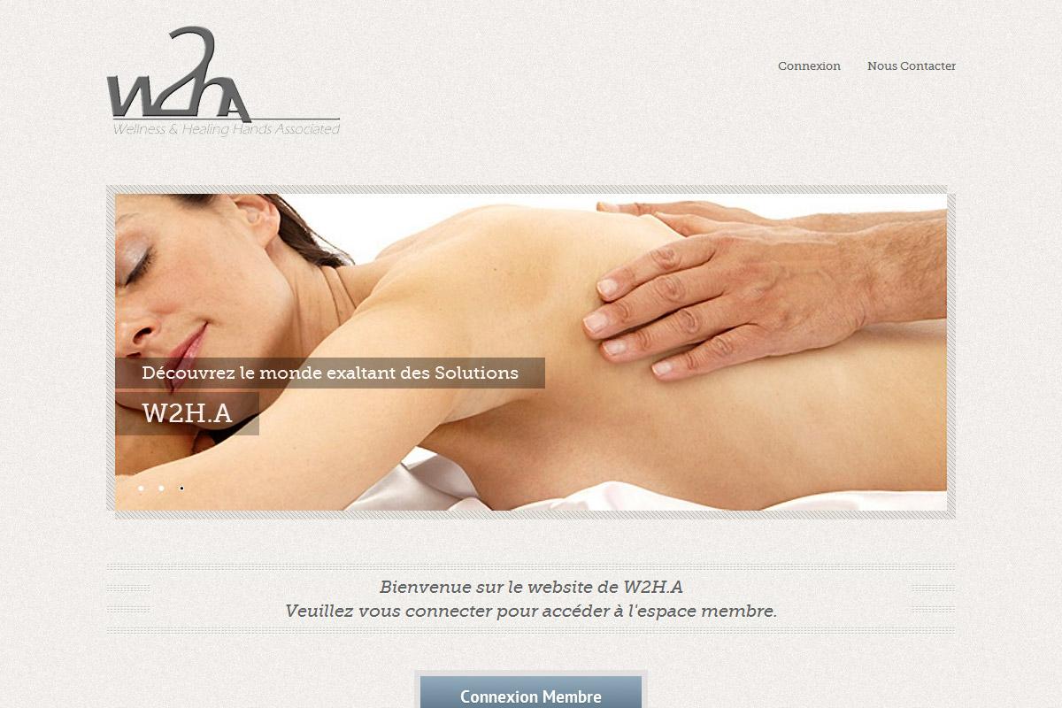 w2ha.fr - Association de praticiens